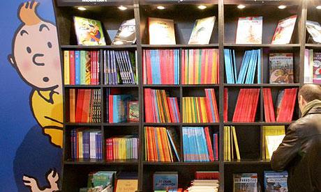 Browsing for children's books