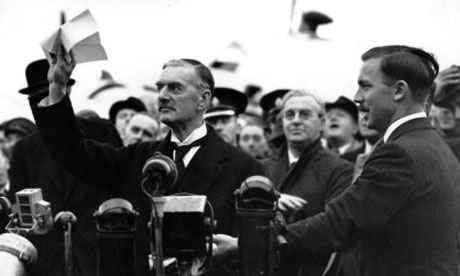 why chamberlain appeased hitler essay There were many reasons why chamberlain appeased hitler, but here are the main ones:the british people wanted peace - they would not have supported a.
