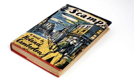 Scamp by Roland Camberton, illustration by John Minton.