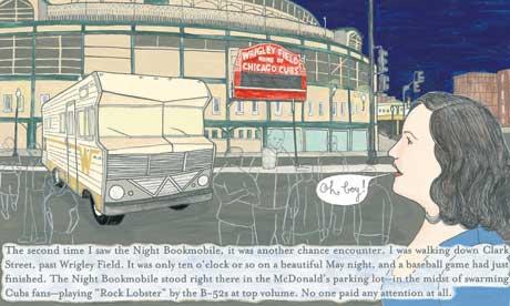 30.08.2008: The Night Bookmobile