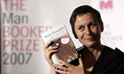 Booker Prize winner Anne Enright