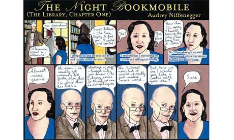 13.09.2008: The Nightbookmobile
