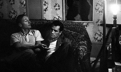 William Burroughs and Jack Kerouac in 1953