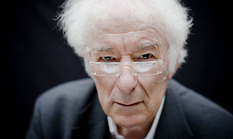 Seamus Heaney wins 40000 David Cohen prize for literature | Books ...