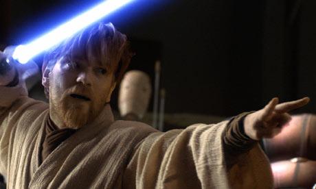 Ewan McGregor as Jedi Obi-Wan Kenobi