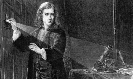 Sir Isaac Newton