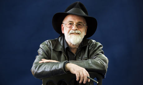 The TERRY PRATCHETT quiz | Childrens books | theguardian.