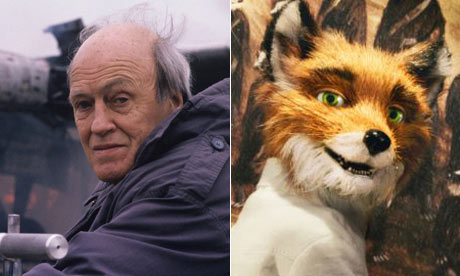 Roald Dahl and Fantastic Mr Fox