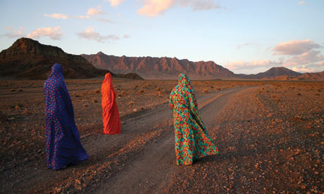 Contemporary Art in the Middle East . . . On the Road From Chadornama, by Haleh Anvari