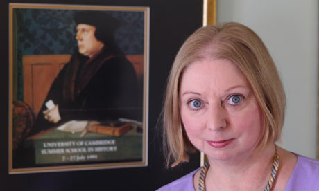 Booker prizewinner Hilary Mantel
