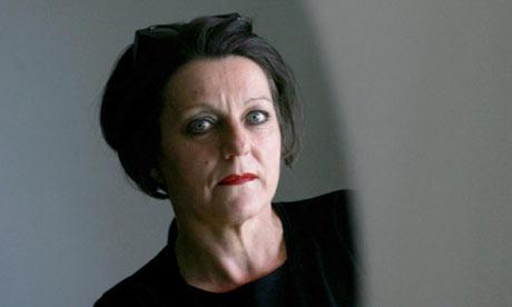 Nobel literature laureate Herta Müller