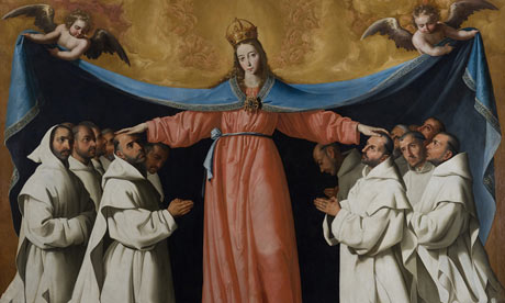 Francisco de Zurbarán's Virgin of the Misericordia