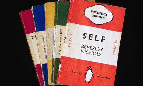 Penguin paperback books