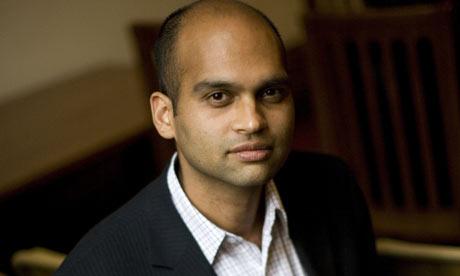 <b>...</b> <b>Aravind Adiga</b> 001 jpg <b>...</b> - Aravind-Adiga-001