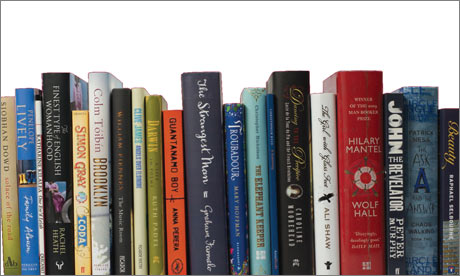 The Costa prize shortlist