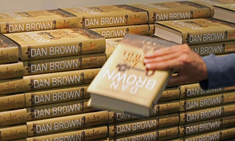 Copies of Dan Brown's Lost Symbol