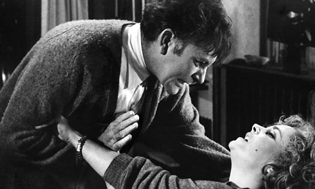 Richard Burton and Elizabeth Taylor in Who's Afraid of Virginia Woolf