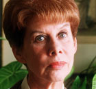 Britain's most admired novelist, Anita Brookner.