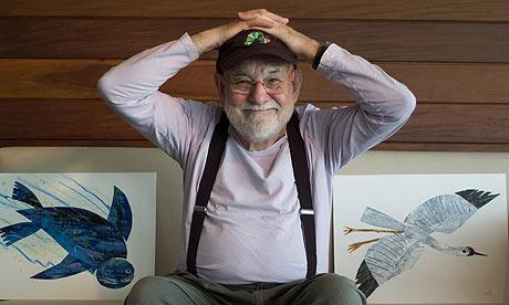 Эрик Карл, автор и иллюстратор