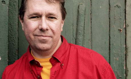 Alastair Reynolds on signing a 1m contract | Books | guardian.