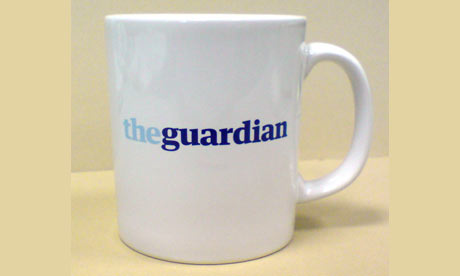 Guardian mug