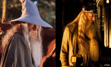 Gandalf v Dumbledore: who is the greatest wizard of all ...