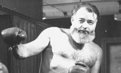Hemingway revealed as failed KGB spy
