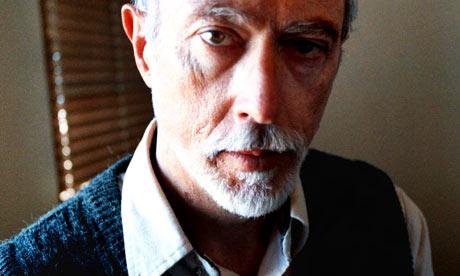 The novelist JM Coetzee