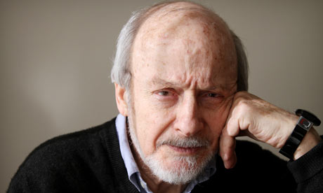 EL Doctorow at his home in Manhattan, New York