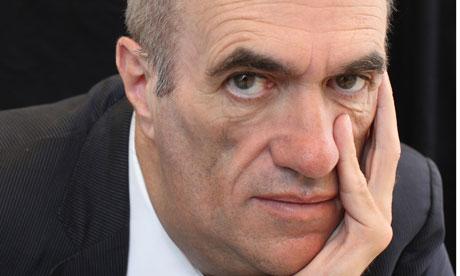 The novelist Colm Tóibín