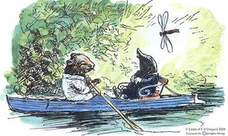 First edition of The Wind in the Willows sells for £32400 | Books ...
