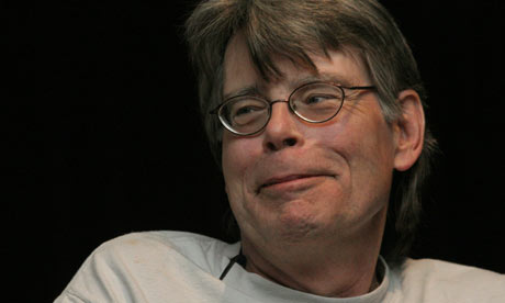 Stephen King writes baseball novella | Books | guardian.