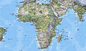 Africa quiz - test your knowledge