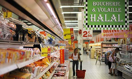 Middle-class Muslims fuel French halal boom