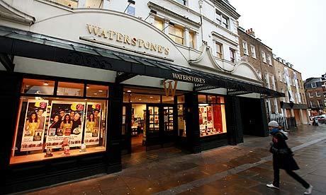 Waterstone's a Islington, Londra