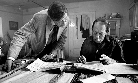 Chester Kallman and WH Auden