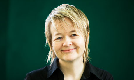 Writer Sarah Waters