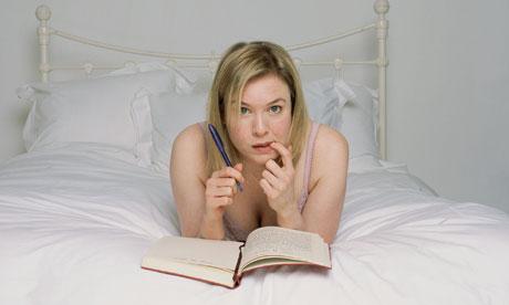 Renee Zellweger in Bridget Jones, The Edge of Reason