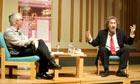 Howard Jacobson discussing Kalooki Nights with John Mullan