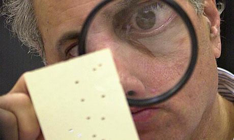 Disputed ballot