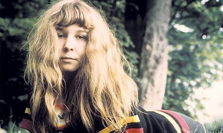 Sandy Denny. Photograph: Keith Morris/Redferns