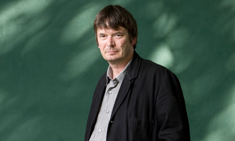 Sleuth sayer … Ian Rankin, author of The Impossible Dead.