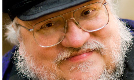 Not your slave … George RR Martin