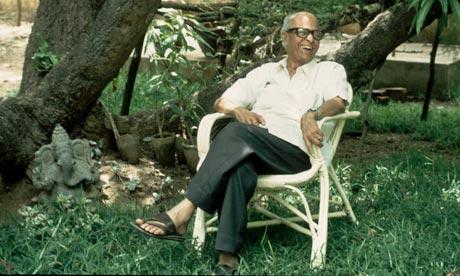 RK Narayan