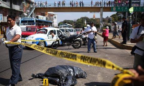 police Acapulco, Mexico