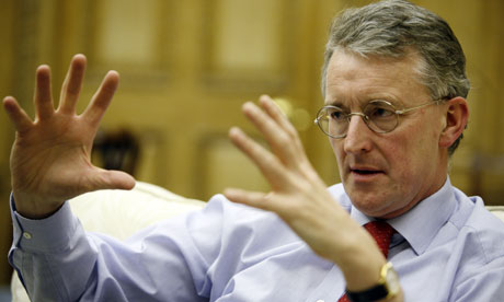 Hilary Benn was a Labour secretary of state for international development.