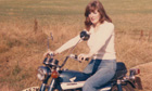 Janice Galloway in the 1970s