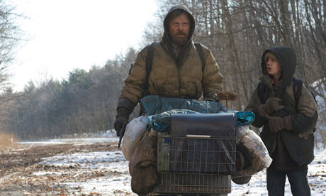 Viggo Mortensen and Kodi Smit-McPhee in the 2009 film version of Cormac McCarthy's The Road