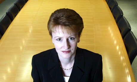 Kate Swann, CEO, WH Smith