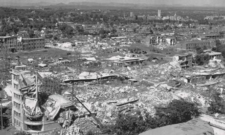 Earthquake-Torn Tangshan